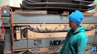 How Skis Are Made - Moment Skis (long Version)