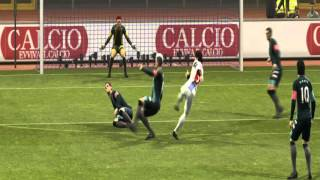 Galactik Football Mod GF PES Trailer