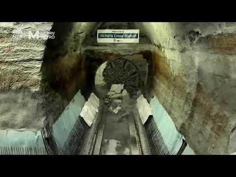 Sydney Metro: Mega Borer Rumble