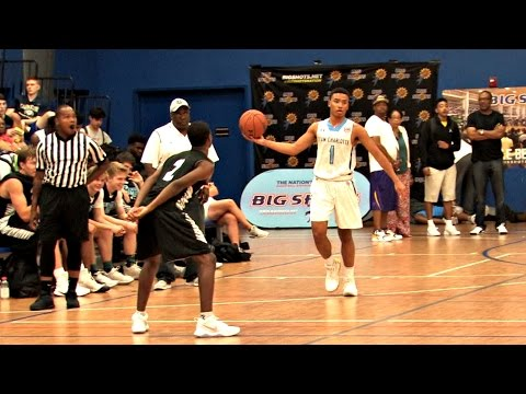 Devon Dotson is Unguardable! Leads Team CLT to Big Shots Championship