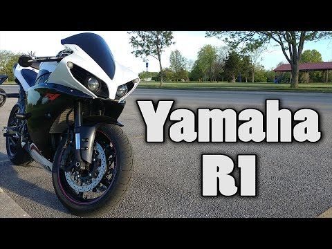download First Time on a 1000cc Literbike | Yamaha R1