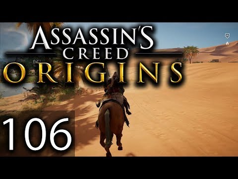 KING HIPPO   Ep. 106   Assassin's Creed: Origins