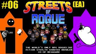 Let's Play Streets of Rogue (EA) coop with Mousegunner #06