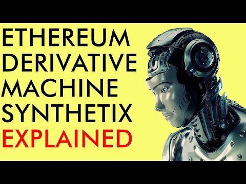 ETHEREUM'S DERIVATIVE MACHINE SYNTHETIX $100 PRICE PREDICTION EXPLAINED