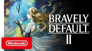 Bravely Default II - Announcement Trailer - Nintendo Switch