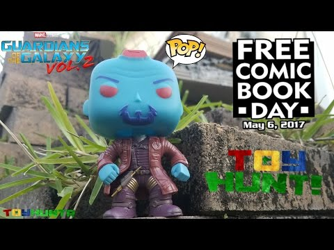 Toy Hunting on Free Comic Book Day w/ Pituvision, SGT. Funko & Joseph!