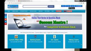 UP POLICE CONSTABLE EXAM 2018 FREE ONLINE TEST SERIES