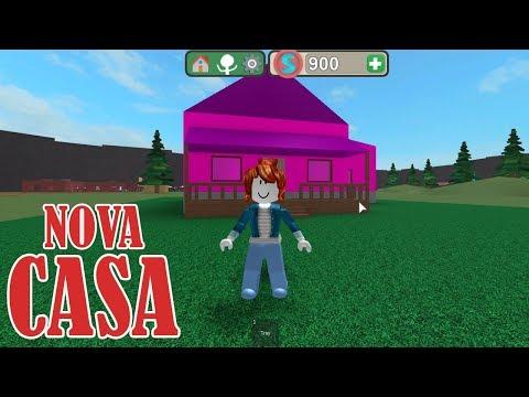 ROBLOX → COMO COMPRAR UMA CASA NOVA - Bakers Valley #1 🎮