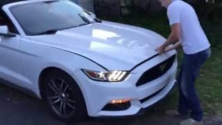 Американская свалка (Ford Mustang 2.3 , 2016 за 12000$ , утопленник с аукциона copart )(С «7motors inc.» купить машину в Америке просто Чтобы избежать лишних финансовых затрат, можно пойти более прост..., 2016-05-27T03:20:17.000Z)