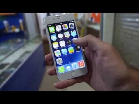 iPhone 6 pre-clone at Shenzhen market!