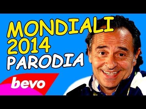 MONDIALI 2014 - PARODIA UFFICIALE - Germania Campione Del Mondo - iPantellas