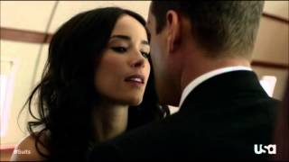 Suits S2.15 Harvey and Scottie on the plane streaming