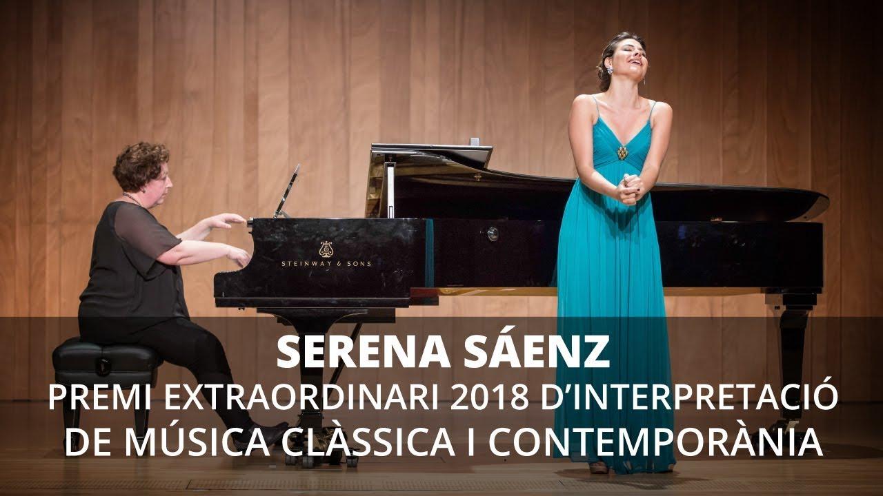 SERENA SÁENZ - 'Die Zauberflöte' i 'Rigoletto' | Premi Extraordinari Centre Superior Liceu 2018