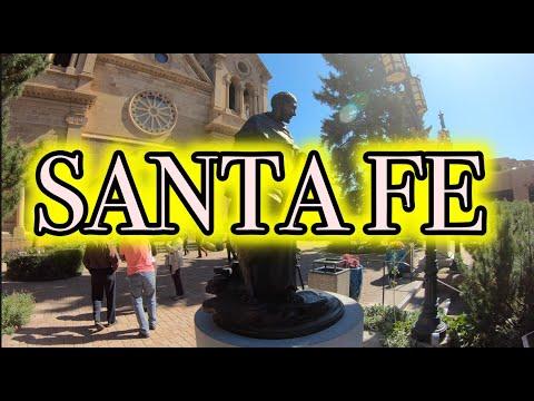 Santa Fe New Mexico Travel Tour Guide 4K