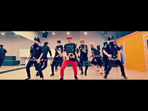 [Dance Practice] 몬스타엑스MONSTA X - TRESPASS (무단침입)
