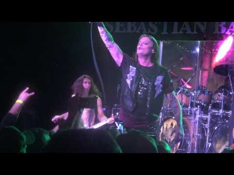Sebastian Bach Monkey Business / Tom Sawyer Live Battle Creek 2016 1080p