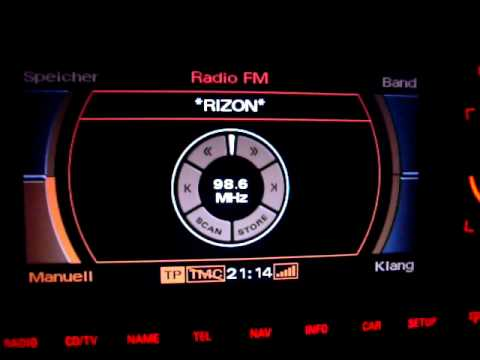 Piratensender Radio Arizona - 98,6 MHz (4)