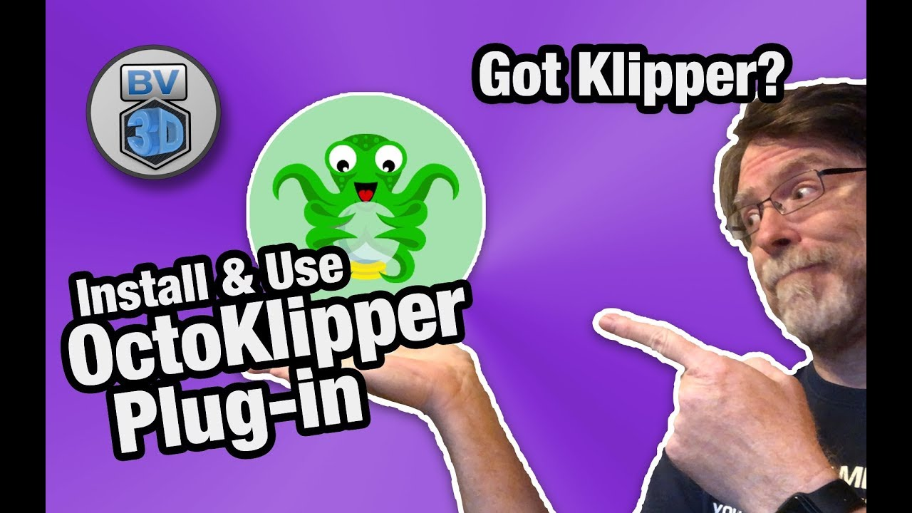 Install & Use OctoKlipper Plug-in - Make Using Klipper Firmware Easier