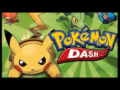 Pokémon Dash | The Best Pokémon Game!