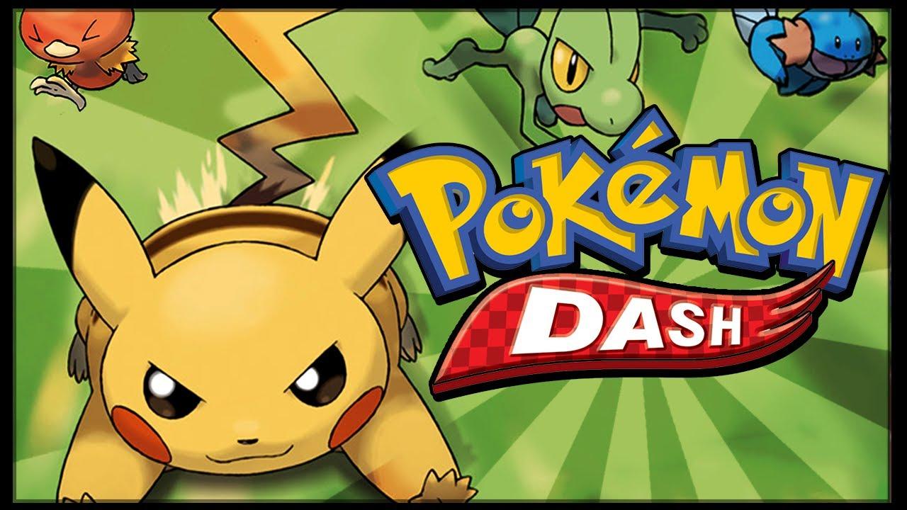 Pokemon Dash | The Best Pokémon Game!