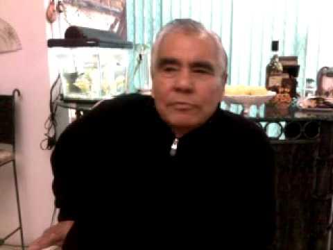 Guillermo Aldana y el Coronel Azmitia