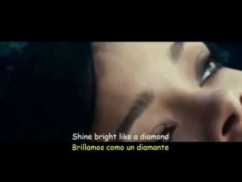 Rihanna - Diamonds (Official Music Video) With Lyrics