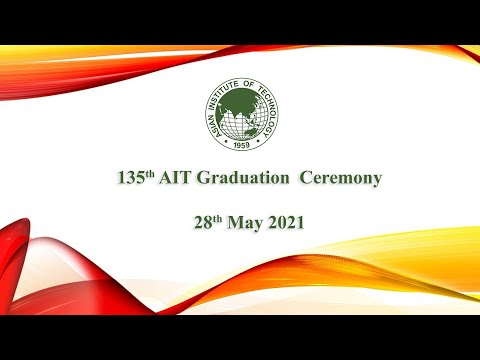 Download 135th AIT Graduation Ceremony, 28 May 2021