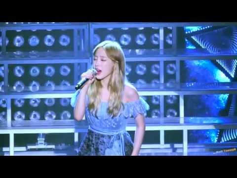 "160807 Taeyeon - IF "" Butterfly Kiss in Busan "" Full HD"
