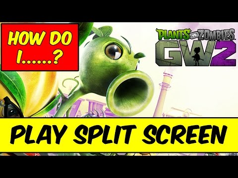 Xbox One How To Play Multiplayer Pvz Garden Warfare W Doovi