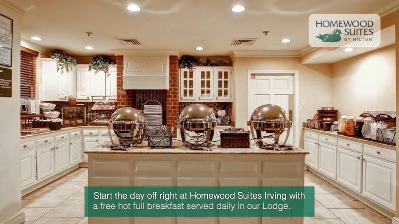 Homewood Suites by Hilton Dallas Addison - Addison, Tx - YouTube