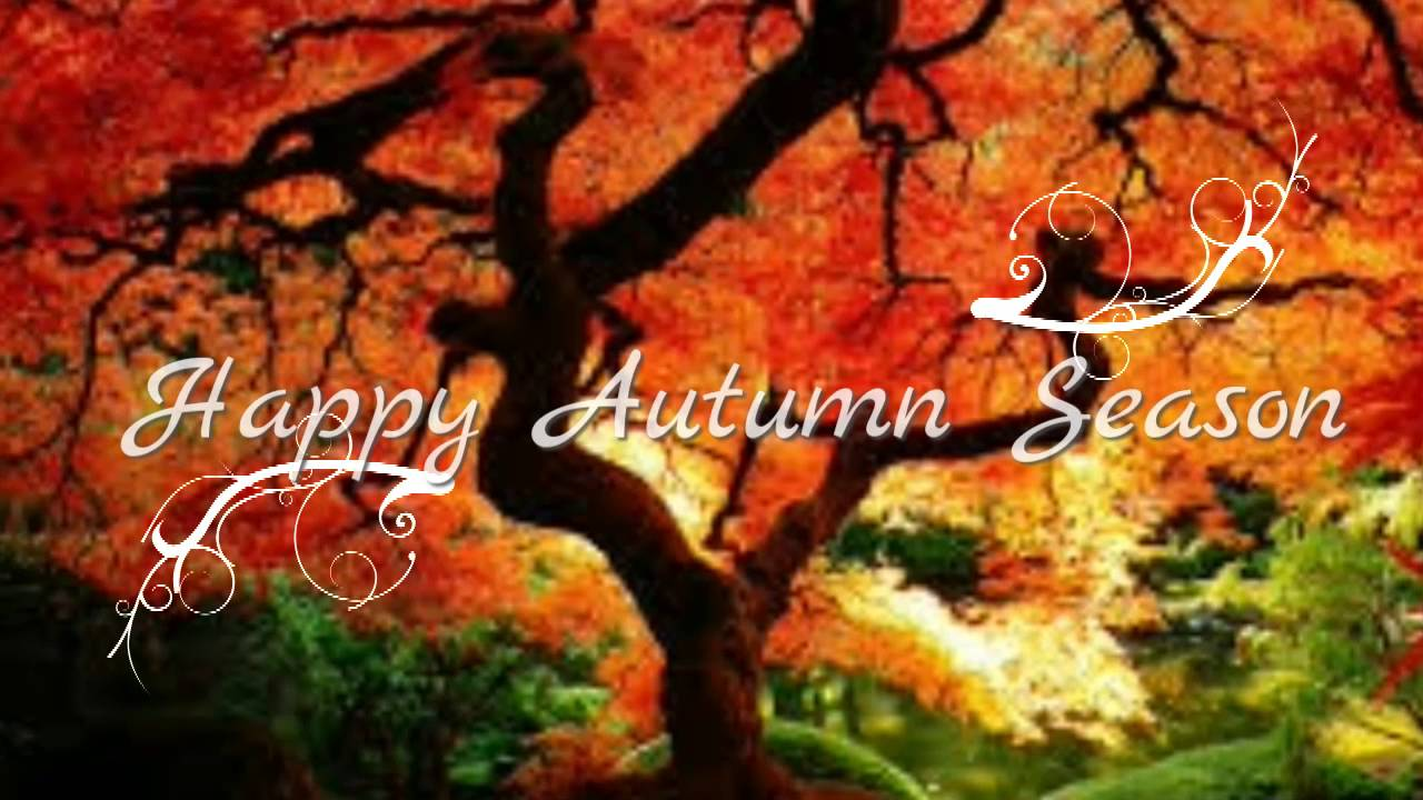 Happy Autumn Season Wishes,Greetings,Sms,Sayings,Quotes,E Card,Wallpapers,Whatsapp  Video