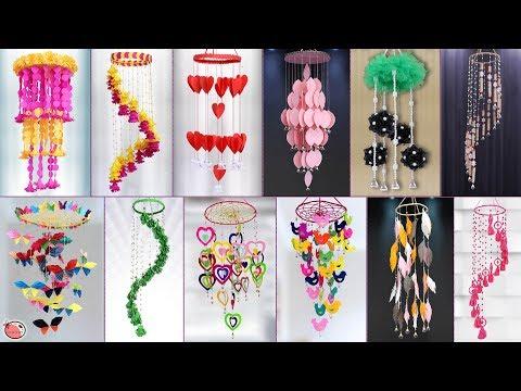 12 Amazing Wall Hanging Ideas !!! DIY Handmade Things