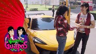 Nosotros los guapos: El auto 🚘 de la discordia | C6 - Temporada 4 | Distrito Comedia