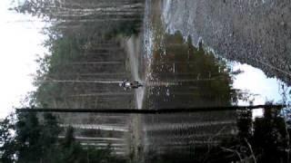 KTM 625 SXC Watersplash