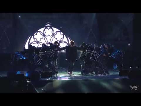 181014 H.O.T. - Outside castle + 후반부 토니 focus (Highfive Of Teenagers concert)