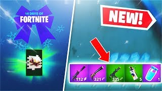 *NEW* Fortnite Sneaky Silencers LTM (Smoke Grenades) + FREE Christmas Gift #10