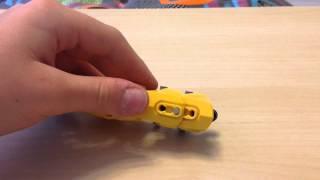 Видео урок по бионикл:Ноги#1