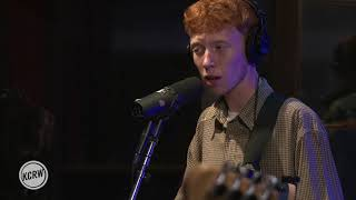 "King Krule performing ""Baby Blue"" Live on KCRW"