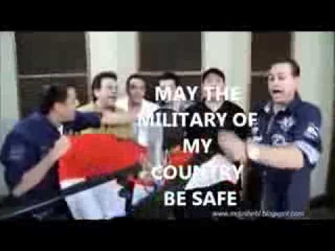 "Teslam El Ayadi "" Blessed Be Your Hands "" A Song Dedicated To The Egyptian Army..English subtitles"