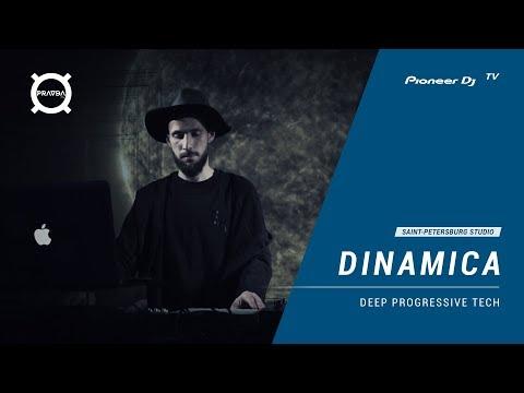 DINAMICA [ deep tech ]  @ Pioneer DJ TV | Saint-Petersburg