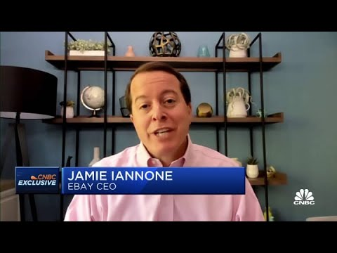 EBay CEO Jamie Iannone on expansion into new categories
