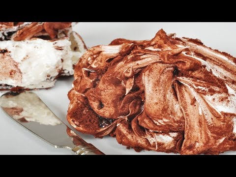 Chocolate Meringue Cookies Recipe Demonstration - Joyofbaking.com