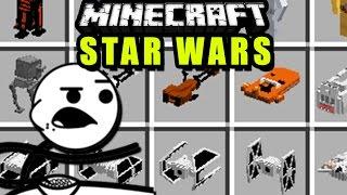 STAR WARS SUPER ÉPICO en Minecraft - Parzi