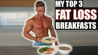 BEST Cutting Breakfast Meals (For Fat Loss) | TMK Episode 1