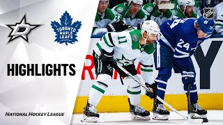 Nhl Highlights | Stars @ Maple Leafs 2/13/20