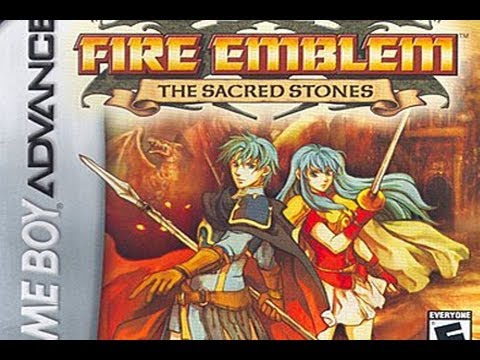 Cgrundertow Fire Emblem The Sacred Stones For Game Boy