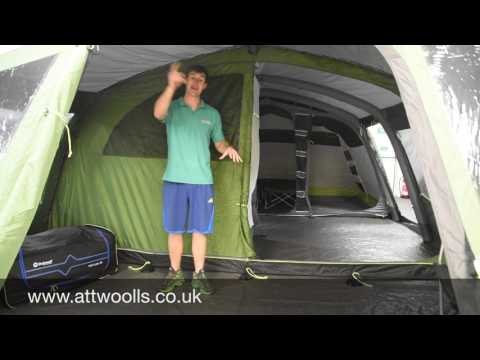 Outwell Montana 6p Tent Review The Go Outdoors Show Doovi