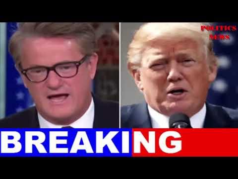 BREAKING: 'Morning Joe' Issues Nasty Trump Insult, Joe Should Resign - POLITICS NEWS