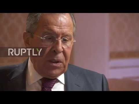 Russia: Lavrov questions Obama's authority over the US military