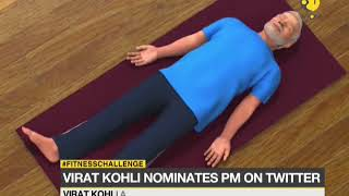 PM Modi accepts Virat Kohli
